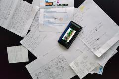 Storyboard und Ideen